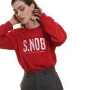 sweat-rouge-unisexe-lyon-snob