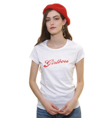 girlboss-100%-coton-t-short