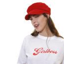 girlboss-blanc-sweat-shirt-léger