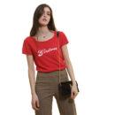 rouge-t-shirt-girlboss