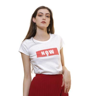 t-shirt-blanc-100%-coton-now