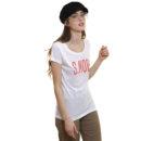 snob-tshirt-col-large-blanc