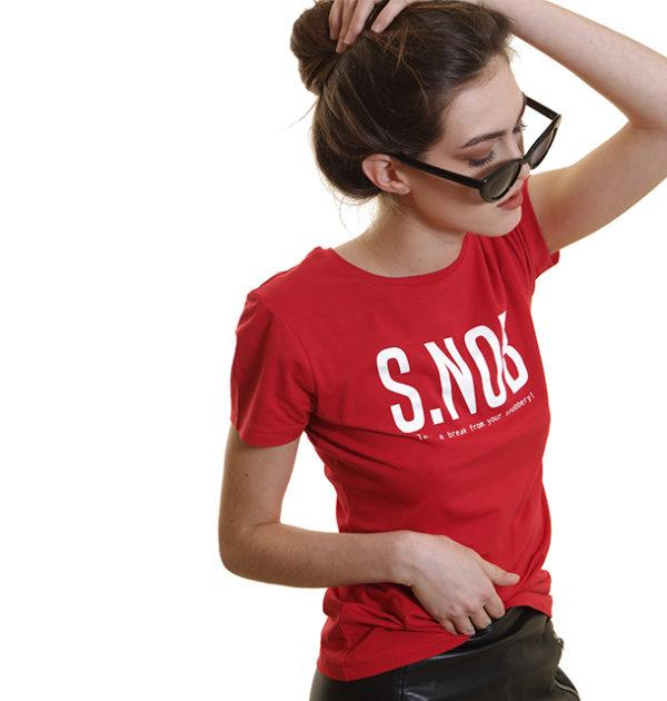 t-shirt-snob-rouge