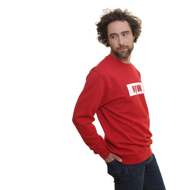 rouge-sweat-shirt-now-unisexe