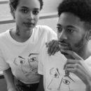 T-shirt blanc - T-shirt Guillaume&Laurie blanc-femme-unisexe