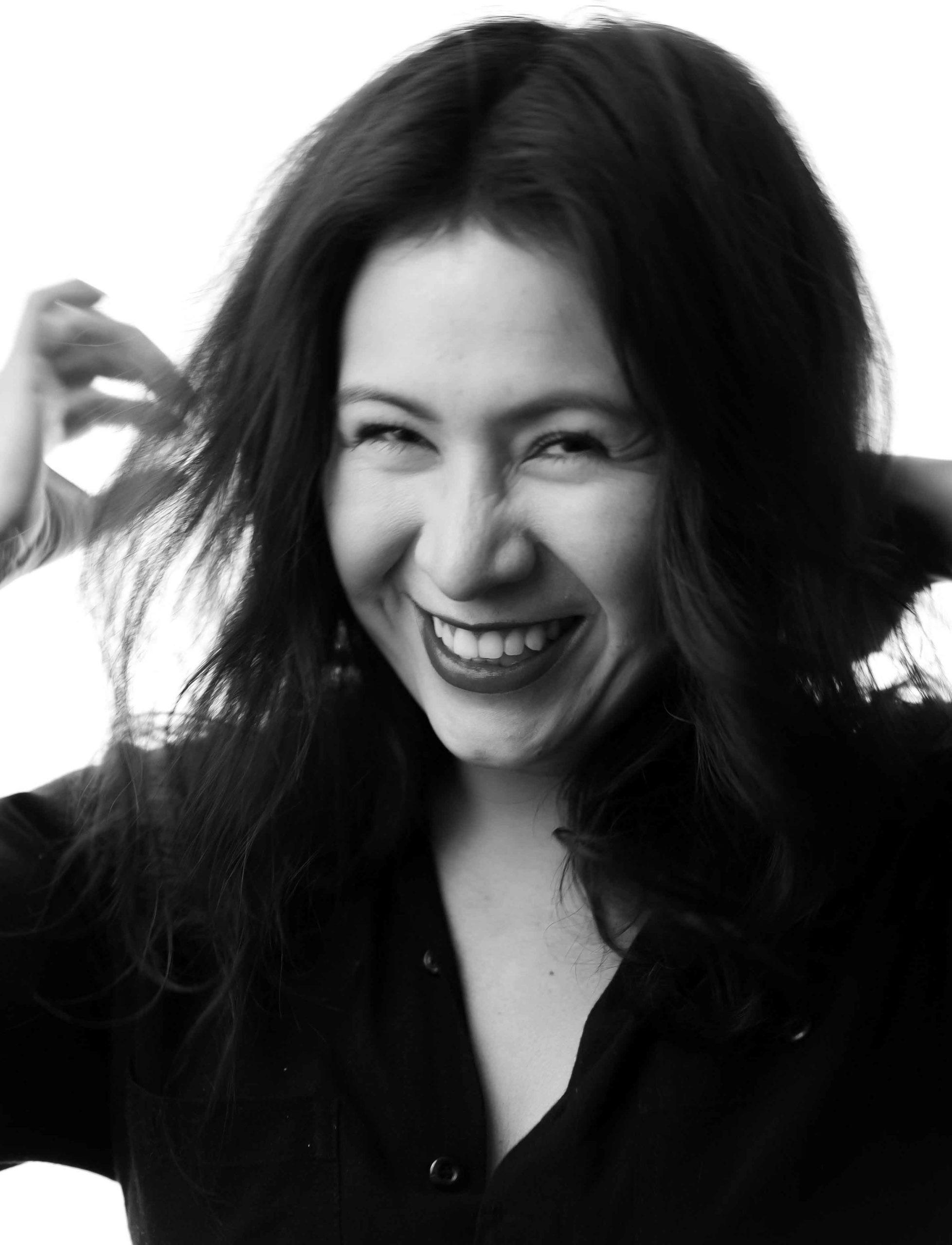 Photo de la créatrice de la marque Leonor Roversi