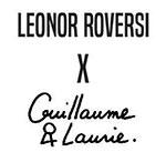 logo leonor roversi X guillaume et laurie