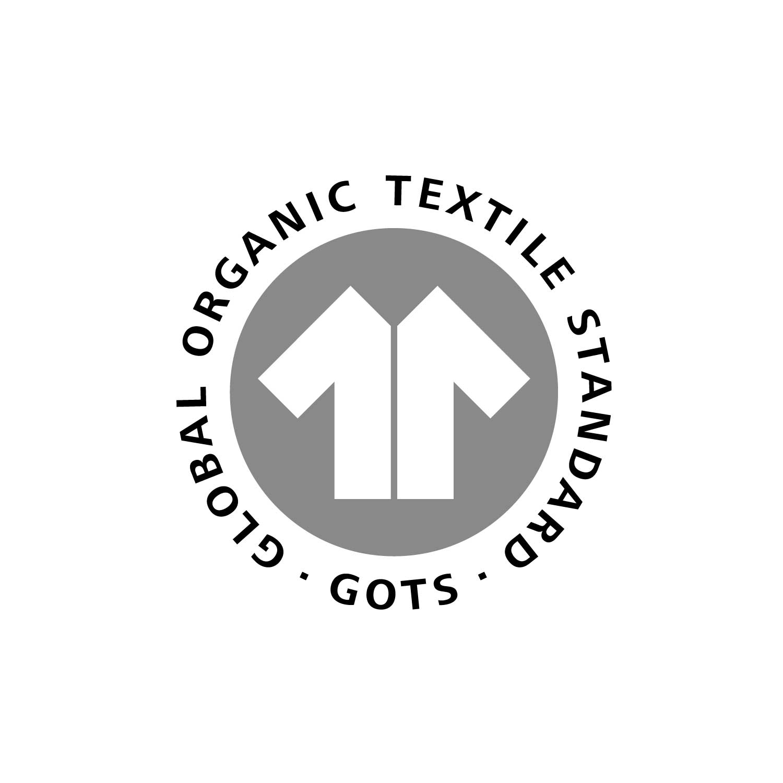 logo GOTS gris