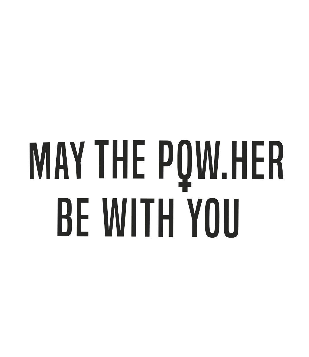 visuel may the powher be with you leonor roversi