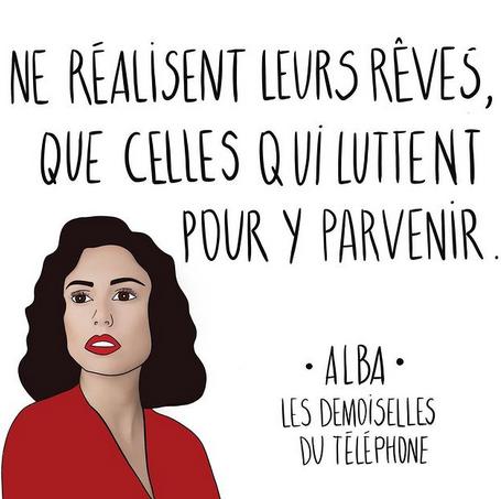 Illustration Alba Romero citation